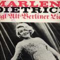Marlene singt alt-Berliner Lieder