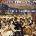 Les Strauss a Vienne