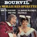 Bourvil-Ses meilleures operettes
