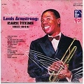 Louis Armstrong rare items