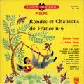 Rondes et chansons de France 6
