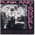 Punk and disorderly (Red vinyl)