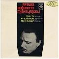 A.B.Michelangeli recital